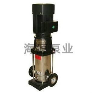 QDLF系列轻型不锈钢立式多级泵