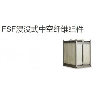 FSF浸没式中空纤维组件
