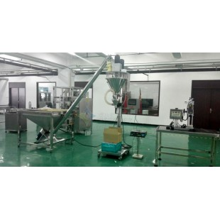 四川-高精度消防粉灌装生产线-全自动粉末灌装生产线