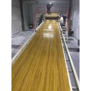 石塑地板生产线设备科技创新技术