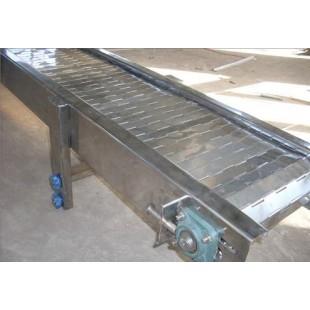 链板网带型重物输送机