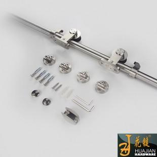 特惠产品高档精美带缓冲滑轮木门不锈钢吊轮15C
