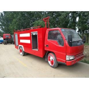 5吨水罐消防车多少钱一辆 5方消防车价格
