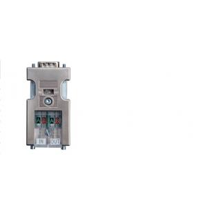 PROFIBUS总线连接器 180° 轴向EasyConnect®快速接线
