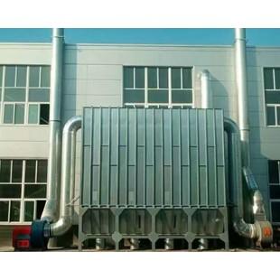 甘肃奥捷威公司厂价直销单机布袋除尘器加工定制