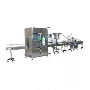 唐山科胜全自动润滑油灌装生产线|护肤水灌装生产线