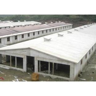 绿之林畜牧厂家订购保温板房建设