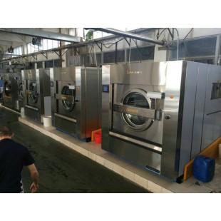 忻州市转让宾馆洗衣设备 二手洗衣房洗涤厂航星水洗设备