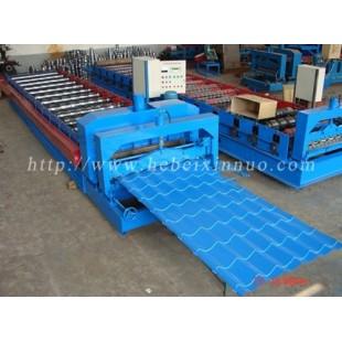 陕西鑫诺厂家订购双层彩钢瓦机械