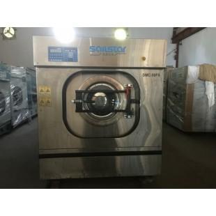 邢台低价出售二手水洗厂设备二手蒸汽烫平机二手工业洗脱机