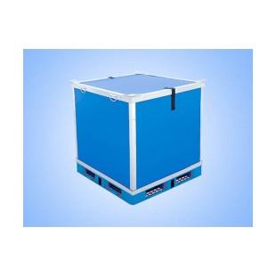 泰州中空板物流箱 泰州中空板隔板箱