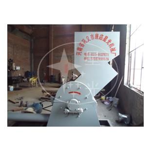 大型废钢破碎机,废钢破碎机操作流程