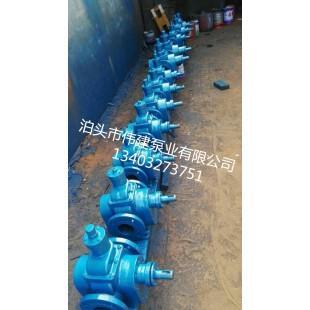 YCB圆弧齿轮泵,立式圆弧齿轮泵,输油泵