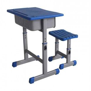 新疆教室课桌椅制造厂家 鑫磊质优价廉接受订制