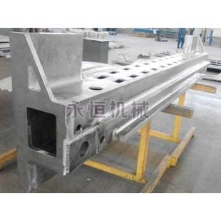 泊头机床铸件直营厂家/欢迎选购永恒机械质量可靠