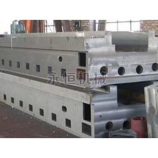 泊头机床铸件厂家供应/欢迎选购永恒机械技术专业