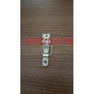 厂家直销桥架配件 焊扣 免焊扣(卡扣)七字扣  接地线 桥架螺丝