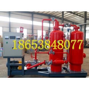 锅炉冷凝水回收装置是企业节能减排不错的选择