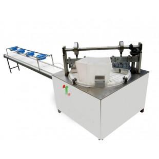米通麦通转盘式自动成型机 新食尚生产