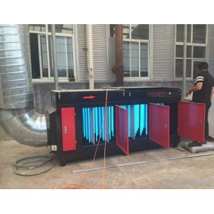 青海UV光氧净化设备生产制造/标艺环保设备实力雄厚