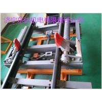 QZCL-300型气动挡车梁安装方式矿用挡车梯