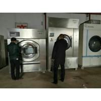 齐齐哈尔转让二手力净四棍烫平机齐齐哈尔处置洗涤设备