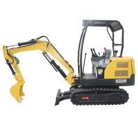 挖地基专用的小型挖掘机 履带式小型挖掘机厂家价格