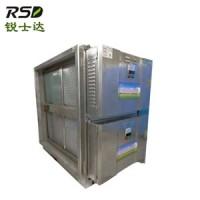 大型餐饮油烟净化器_酒店厨房油烟净化设备32000风量