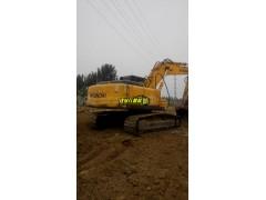 临沂市现代R215挖掘机