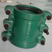 (生产厂家)哈夫节 水管抢修节 球墨铸铁哈夫节 哈夫节三通