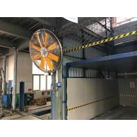 威利玛挂壁式大型散热工业风扇 节能 变频风力强劲 可加喷雾