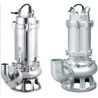 150WQ全不锈钢污水排污泵推荐