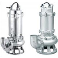 质优低耗150WQ全不锈钢污水排污泵参考价格