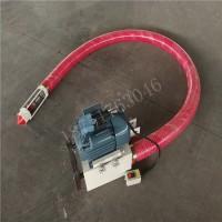 4米家用吸粮机 厂家直销红色软管吸粮机 徐州新款小型吸粮机