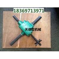 ZK19轨道打孔机 轨道钻孔机 气动轨道钻