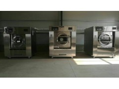 松原转让二手整套水洗厂设备二手电加热烘干机