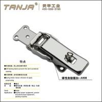 工程搭扣 核电快开搭扣 304不锈钢核电级锁固型搭扣
