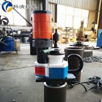 管子倒角机进大连化工厂 非火焰管子切割机 45°斜口机