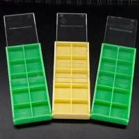 硬质合金刀片盒塑胶五金工具盒