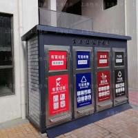 垃圾房定制价格上海生产分类垃圾房厂家哪家好