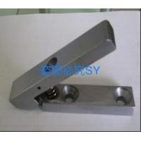 PCB和CCL压合承载盘上弹簧夹防滑块档块
