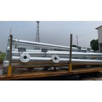 ETC钢结构件热镀锌