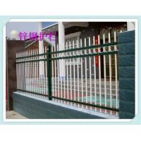 锌钢围墙护栏,不生锈的围墙栏杆你见过吗