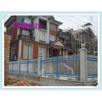 桥梁绿化隔离栅栏生产厂家直销高防腐锌钢围墙栏杆免维护