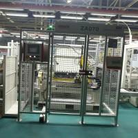 机械设备防护罩机械护栏焊接机器人护栏批发厂家