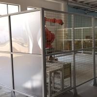 有机玻璃围栏PVC防护栏厂家直销质优价廉