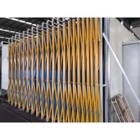 浙江移动环保伸缩房干式喷涂柜活性炭箱uv光氧催化伟航制造