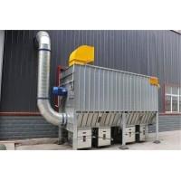 环保中央除尘柜设备移动伸缩房uv光氧催化设备伟航制造