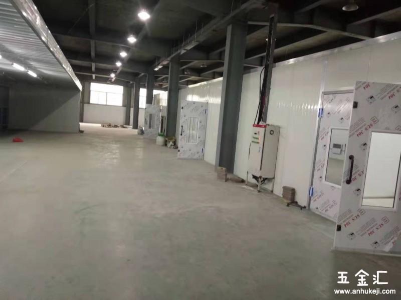深圳环保家具烤漆房移动伸缩房设备活性碳箱设备伟航制造