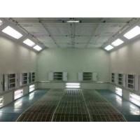 辽宁环保豪华型汽车烤漆房设备干式喷涂柜活性碳箱设备品质保证